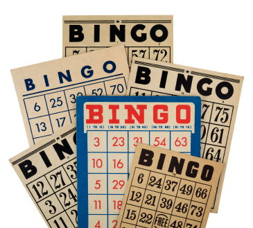 Historiska bingobrickor