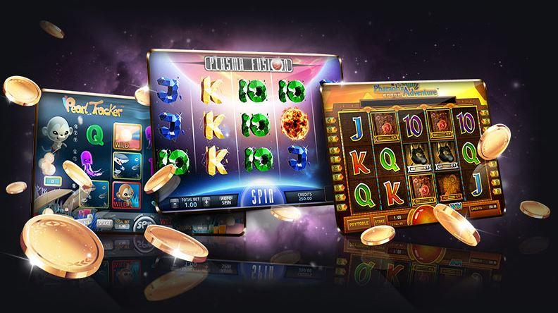 Spelautomater är underhållning med vinstchans